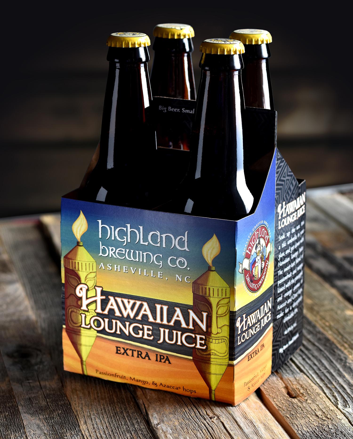 Highland Brewing Co - Hawaiian Loung Juice