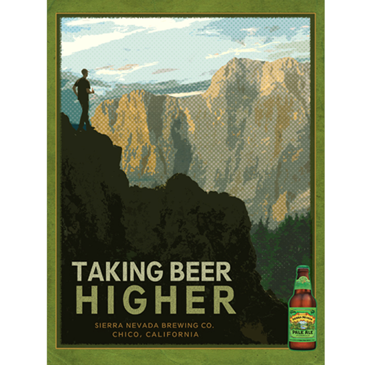 Sierra Nevada Taking Beer Higher